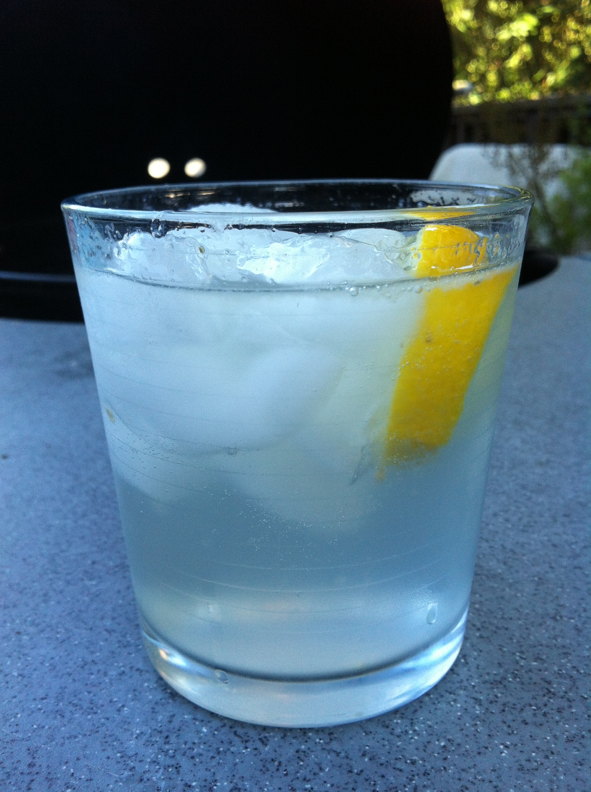 The Tom Collins Recipe — Dishmaps
