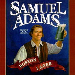 Sam Adams...Brewer, Patriot, Hero