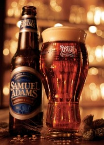 You Can Never Go Wrong With Sam Adams Boston Lager