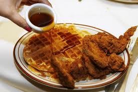 Chicken annd Waffles
