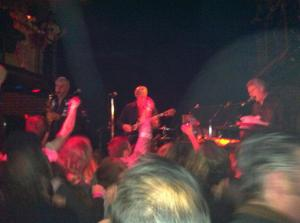 "Mayhem ensures as The Sonics tear into ""Psycho""."