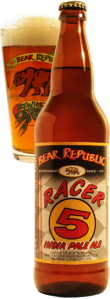 Bear Republic Brewing Co.'s Racer 5 IPA