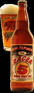 Bear Republic Brewing Co.'s Racer 5 IPA