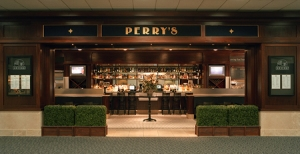 The airport bar. Where a beer tastes better than anyplace else.